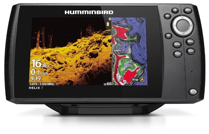 Эхолот Humminbird HELIX 7X MEGA DI GPS G3
