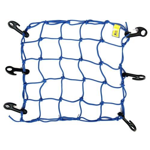 Сеть для багажа KRAFT 860506 синий сеть для багажа airline as s 07 серый