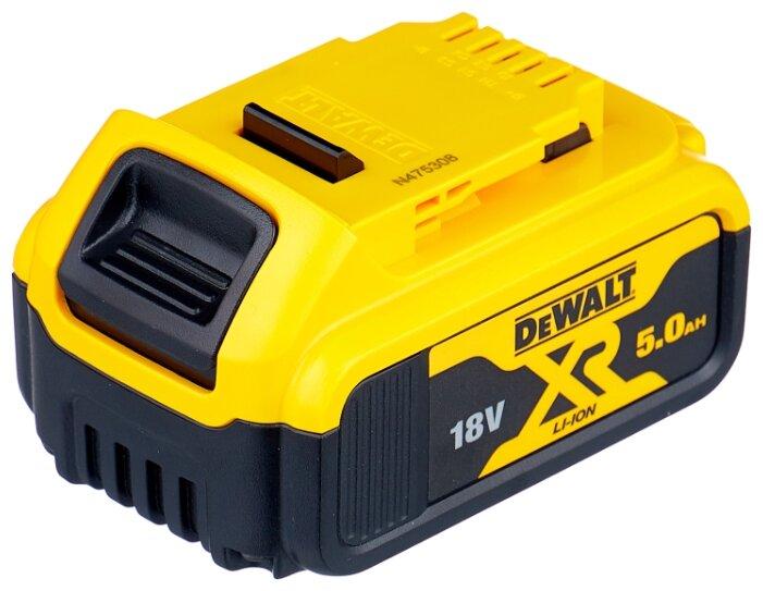 Аккумуляторный блок DeWALT DCB184-XJ 18 В 5 А·ч