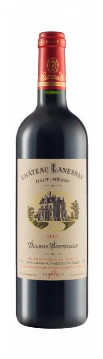 Вино Chateau Lanessan Chateau Lanessan, 2008, 0.75 л