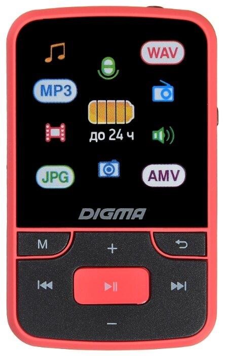 Плеер DIGMA T4