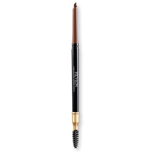 Revlon карандаш ColorStay Brow Pencil, оттенок soft brown (210) недорого