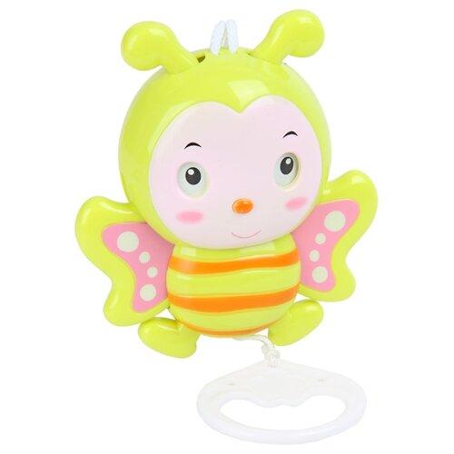 Купить Подвесная игрушка Ути-Пути Пчелка (73923) зеленый, Подвески