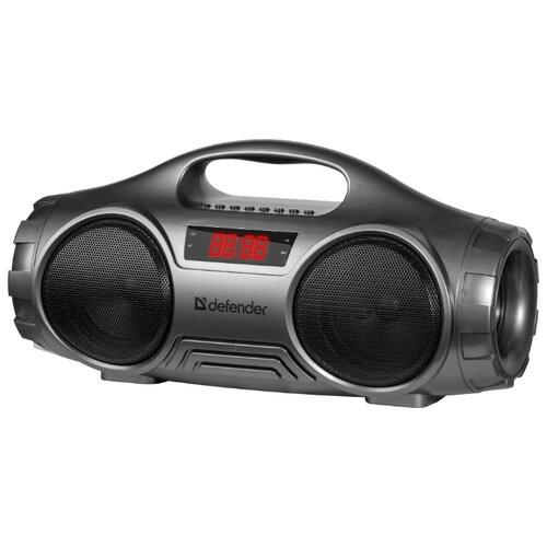 Портативная акустика Defender G100 черный  - купить со скидкой