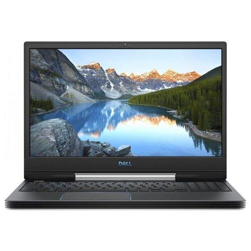 Ноутбук DELL G5 15 5590 (Intel Core i7 9750H 2600 MHz/15.6/1920x1080/16GB/1256GB HDD+SSD/DVD нет/NVIDIA GeForce RTX 2060/Wi-Fi/Bluetooth/Windows 10 Home) G515-1642 белый ноутбук dell 15 r3 intel core i7 7700hq 2800 mhz 15 6 1920x1080 8gb 1128gb hdd ssd dvd нет nvidia geforce gtx 1060 wi fi bluetooth windows 10 home