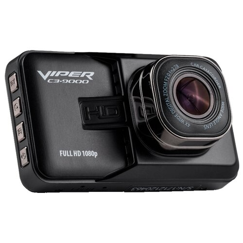 Видеорегистратор VIPER C3-9000 черный