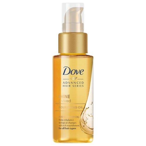 Dove Сухое масло для волос Преображающий уход, 50 мл сухое масло для волос купить
