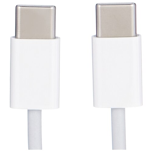 Кабель Apple USB Type-C - USB Type-C (MUF72ZM/A) 1 м белый аксессуар apple usb c 1m muf72zm a