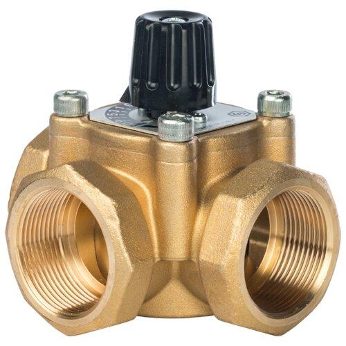 Трехходовой смесительный клапан STOUT SVM-0003-014001 муфтовый (ВР), Ду 40 (1 1/2), Kvs 26