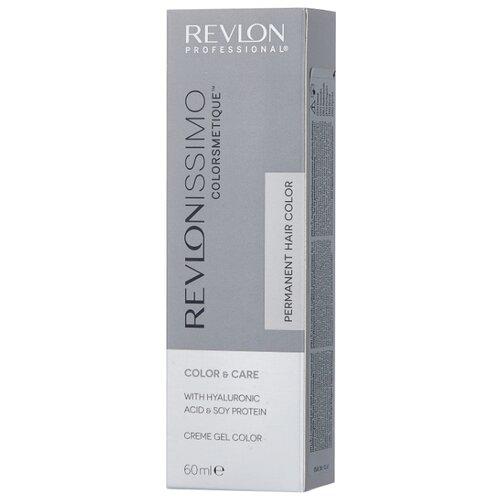 Revlon Professional Revlonissimo Colorsmetique стойкая краска для волос, 60 мл, 7.43 блондин медно-золотистый краска для волос revlon professional revlon professional re044lwcnkr9