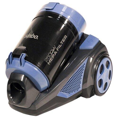 Пылесос Sinbo SVC-3497 синий sinbo svc 3495 синий