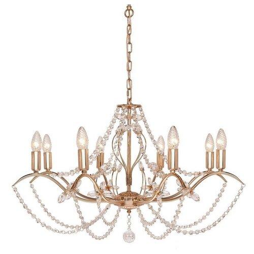 Люстра Silver Light Antoinette 726.58.8, E14, 480 Вт бра silver light 726 48 1 antoinette
