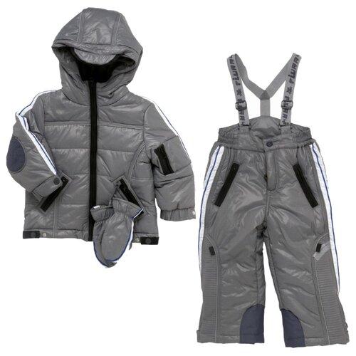 Комплект с брюками Chicco WM 72211.98 размер 122, серый кеды chicco размер 23 серый