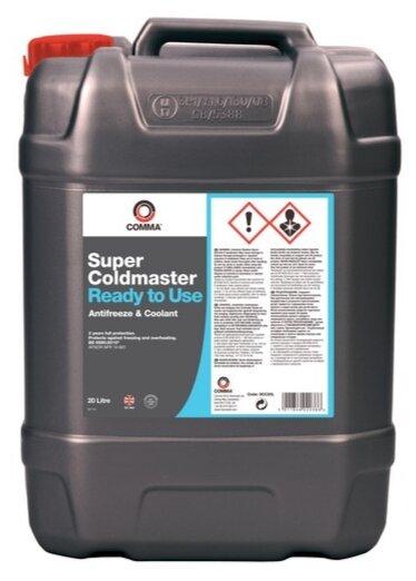 Антифриз Comma Super Coldmaster Ready to Use