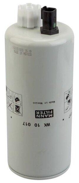 Топливный фильтр MANNFILTER WK10017X