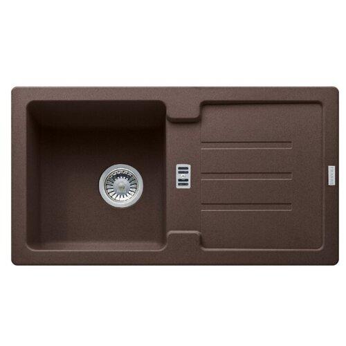 Врезная кухонная мойка 78 см FRANKE STG 614-78 114.0312.547 шоколад врезная кухонная мойка 78 см franke pbg 611 78 114 0297 239 шоколад