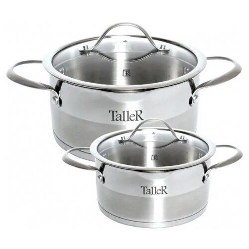 Набор посуды Taller Авелайн TR-17250 4 пр.