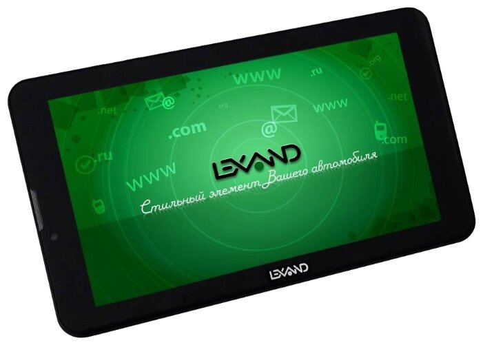 GPS-навигатор Lexand Навигатор SC 7 Pro HD 8Гб Черный