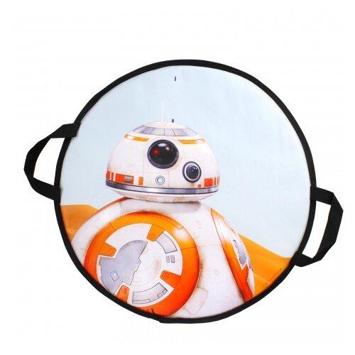 Ледянка 1 TOY Star Wars Дрон ВВ-8 (Т59038) белый/оранжевый