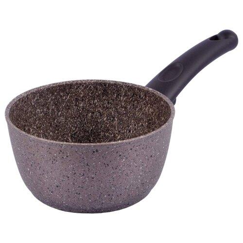 Ковш TimA Art Granit Induction 1,5 л, коричневый ковш 1 л tima комфорт tag 14k