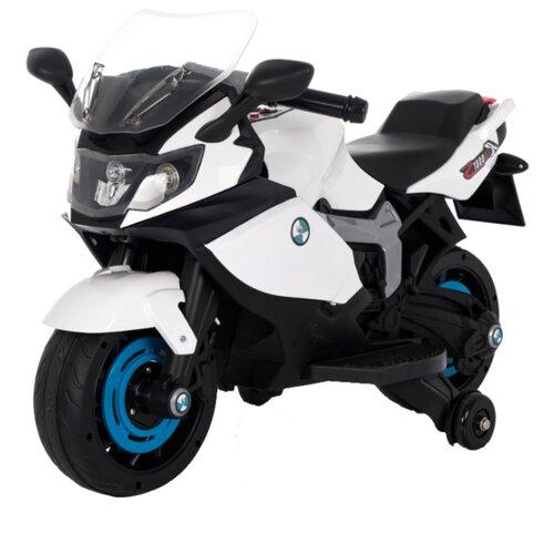 China Bright Pacific Мотоцикл BLJ8388 белый/черный, Электромобили  - купить со скидкой