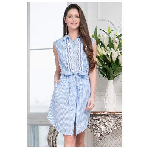 Пляжное платье MIA-AMORE Tracy 6809 размер XL голубой