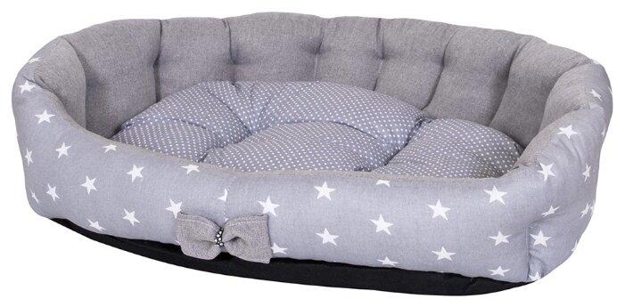 Лежак для собак и кошек HutPets MiniCot M 70х50 см