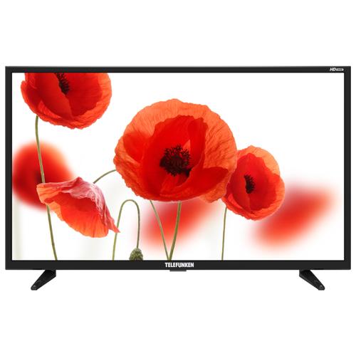 Фото - Телевизор TELEFUNKEN TF-LED32S25T2 31.5 (2019) черный телевизор