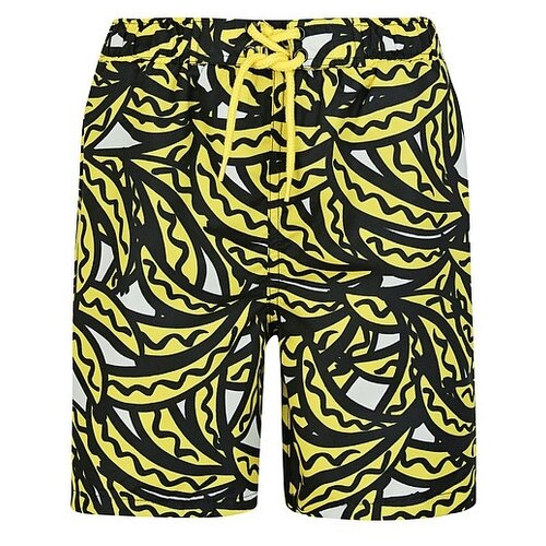 бюстгальтер stella mccartney underwear stella mccartney underwear st056ewghfq0 Шорты для плавания Stella McCartney размер 110, черный/желтый