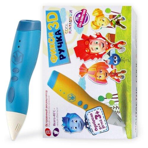 3D-ручка Funtastique FIXI COOL голубой недорого