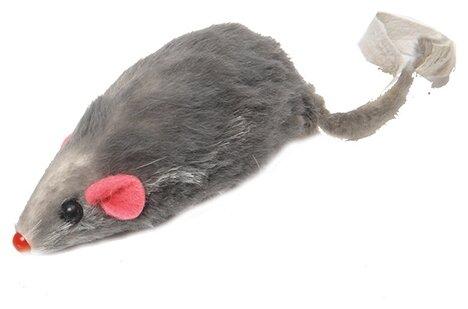 Мышь для кошек КАСКАД с коротким мехом (27759263)