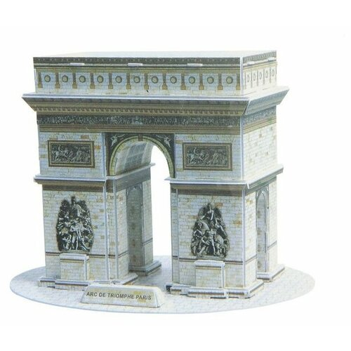 3D-пазл Magic Puzzle 3D Триумфальня арка (RC38423), 26 дет.