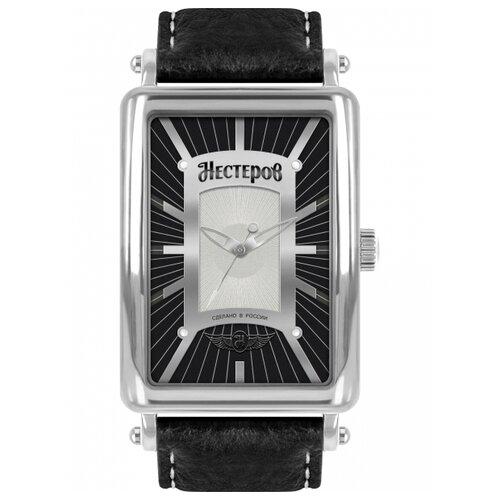 Фото - Наручные часы Нестеров H0264B02-00K наручные часы нестеров h2467b82 45e