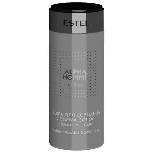 ESTEL Пудра для создания объема волос Alpha Homme (сильная фиксация), 8 г