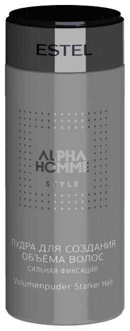 ESTEL Пудра для создания объема волос Alpha Homme (сильная фиксация)