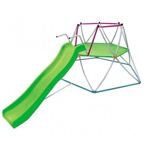 Купить Горка DFC SC-01 зеленый, Игровые и спортивные комплексы и горки