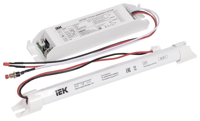 Блок аварийного питания IEK LLVPOD-EPK-200-1H