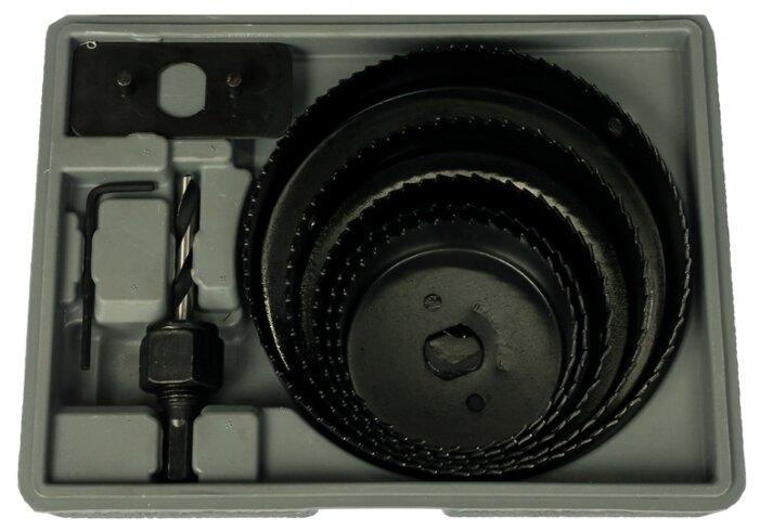 Набор коронок FIT 36765 68 127 мм