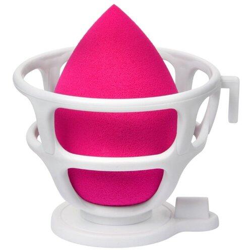 Купить Спонж Limoni Blender Makeup Sponge с корзинкой red