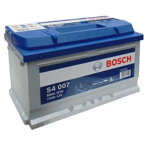 Фото - Автомобильный аккумулятор Bosch S4 007 (0 092 S40 070) автомобильный аккумулятор bosch s4 002 0 092 s40 020