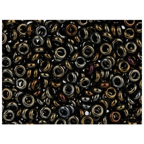 Бисер TOHO Demi Round, 08/0, 500 грамм, цвет: 0083 коричневый