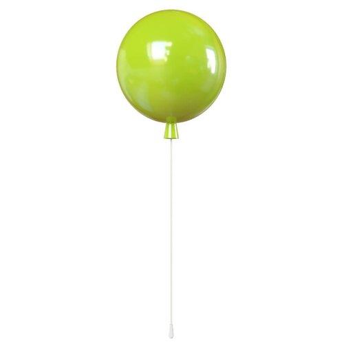 Фото - Светильник LOFT IT Memory 5055C/M green, E27, 13 Вт светильник loft it 5055c l green e27 13 вт