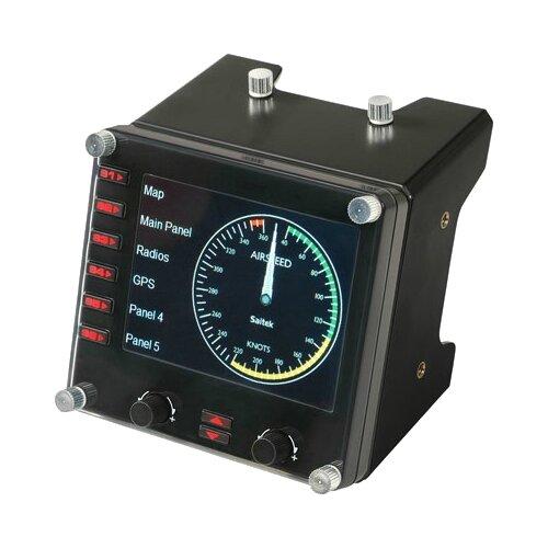 Панель Saitek Pro Flight Instrument Panel for PC черный