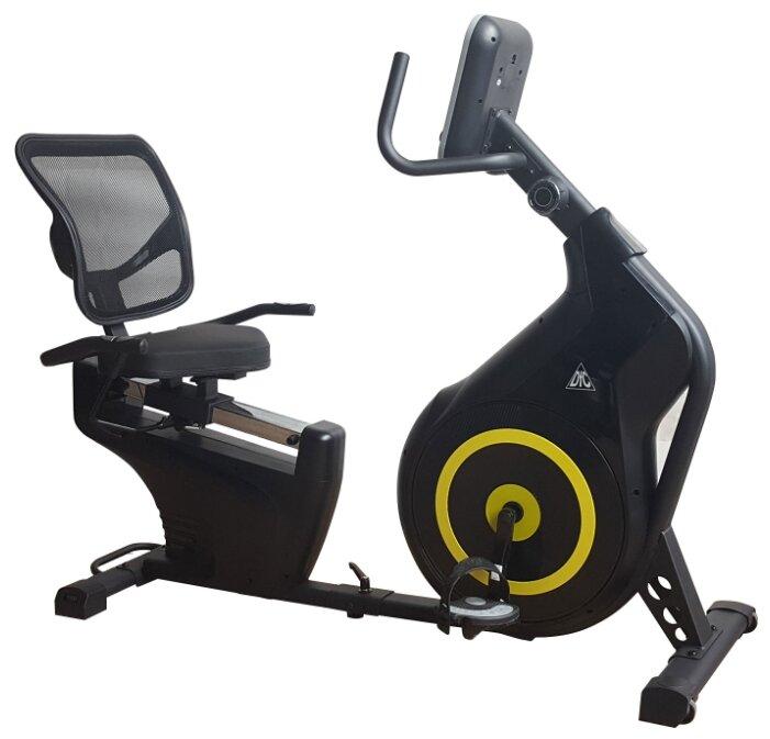 Горизонтальный велотренажер DFC B801R