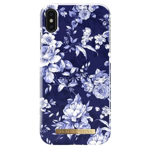 Купить Чехол iDeal of Sweden для iPhone Xs Max sailor blue bloom