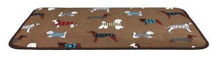 Коврик для собак TRIXIE FunDogs Lying Mat (37124) 90х68 см