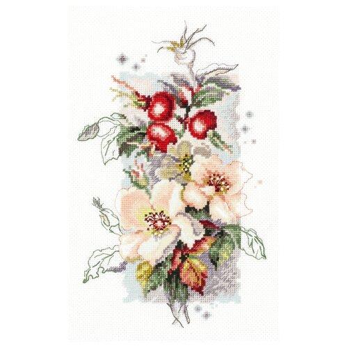 Купить Чудесная Игла Набор для вышивания Шиповник 14 х 23 см (100-102), Наборы для вышивания