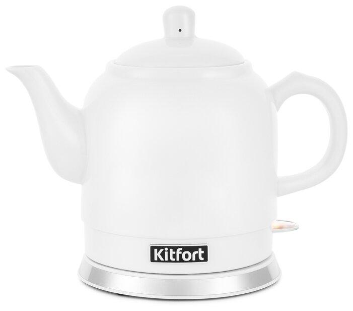 Стоит ли покупать Чайник Kitfort КТ-691-1 — выгодные цены на Яндекс.Маркете