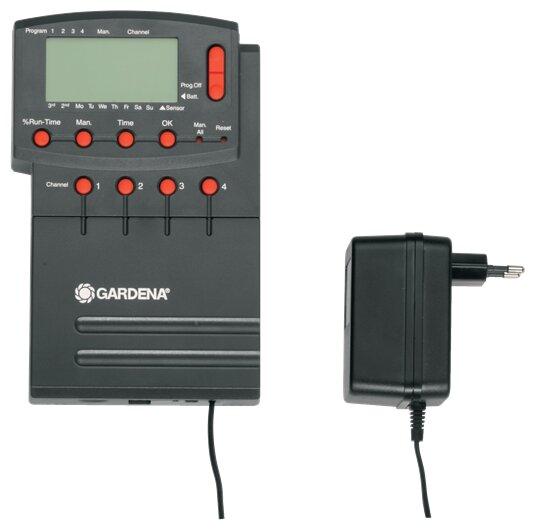Блок управления поливом GARDENA 4040 modular Comfort 1276-27