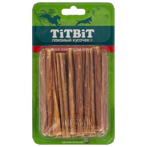 Лакомство для собак Titbit Кишки говяжьи Б2-M, 40 г